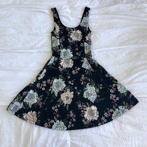 H&M | Flower Print Dress